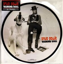 "7"" picture DAVID BOWIE diamond dogs RECORD STORE DAY 2014 RSD 45 LTD SEALED"