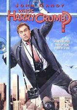 "John Candy in ""WHO'S HARRY CRUMB? (1989)"" Widescreen Comedy BLU-RAY (2018)"