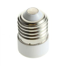 E27 to E14 Socket Light Bulb Lamp Holder Adapter Plug Extender Lampholder  YU