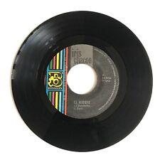 """IRIS CHACON - """" EL BIGOTE"""" Y """" TODO ME DA RISA"""" - 45PRM (USED)"""