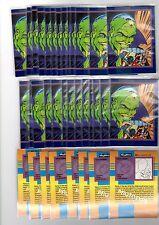 1X 1993 SUPERMAN Foes Of  PROMO SAMPLE PROTOTYPE Bulk Lot available BRAINIAC