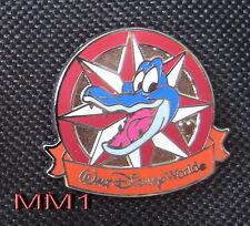 Disney WDW 2012 Walt Disney World Hidden Mickey Ice Gator HM Pin
