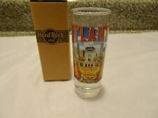 Hard Rock Cafe Shot Glass Atlanta City Logo V17 Latest Model