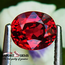 UNHEATED 1.10CT NATURAL OVAL SPINEL MOGOK