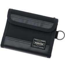 Yoshida Bag PORTER / HEAT WALLET 703-07887 Black Japan