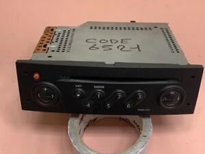 AUTORADIO CLIO 2   SCENIC 2 MEGANE 2   -  LIVRE AVEC CODE -  8200256141