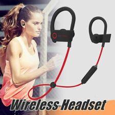 Bluetooth Wireless Earphones Sport Beats Style Headset for iPhone Samsung HTC