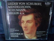 Canzoni da Schubert/Mendelssohn/Schumann/Heller/Heinrich Heine