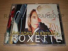 Baladas En Español by Roxette (CD, 1996, EMI) MADE IN USA & ARGENTINA