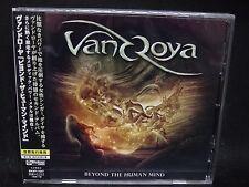 VANDROYA Beyond The Human Mind JAPAN CD (Import With Obi & Liner) Soulspell