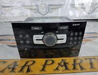 VAUXHALL CORSA D STEREO HEAD UNIT CD PLAYER 06-14 13254192