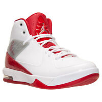 Men's Jordan Air Incline Basketball Shoes, 705796 102 Sizes 9-13 White/Metallic