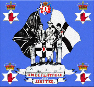 UNDEFEATABLE WHEN UNITED  *** CD*** ULSTER LOYALIST/ORANGE/CD