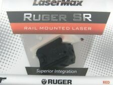 LASERMAX Tactical Black RED LASER Rail Mount For Ruger SR22 SR9C SR40C! LMS-RMSR