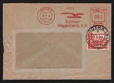 OPC 1940 Germany Gotha Francotyp Private Meter Uprated