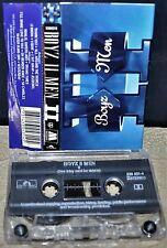 BOYZ II MEN       -  II  -                             Cassette Tape