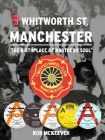 **NEW BOOK**  6 Whitworth Street, Manchester The Birthplace of Northern Soul