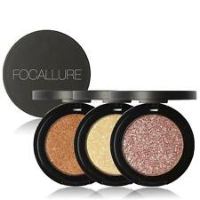 Eyes Metallic Makeup Eyeshadow Party Cosmetic Glitter Press Powder Eyeshadow
