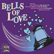 ESSENTIAL DOO WOP-THE BELLS OF LOVE /THE FIVE ROYALES/THE TURBANS/+) CD NEU