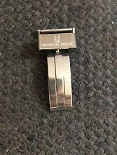 Universal Geneve Watch Cierre 16 mm Old Stock Swiss Made