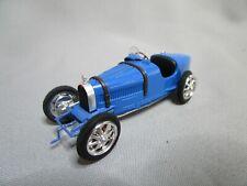 AR864 ELIGOR 1/43 BUGATTI 35B COURSE 1927 Bleue REF 1025