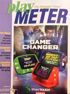 Play Meter Arcade Magazine The SmartTouch Embed May 2016 012518nonrh