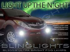 Mazda BT-50 BT50 Xenon Halogen Fog Lamps Driving Lights Kit Set Foglamps
