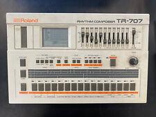 Roland Tr 707 Drumcomputer
