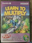Pc Computer Educational Game Maths Times Tables 1 To 12 Focused Learning