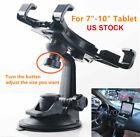Car Dashboard Tablet Mount Holder 360 Rotation for 7-10 Inch iPad Mini Samsung