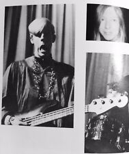 Tom Hamilton Aerosmith Bass Guitar Player HIGH SCHOOL YEARBOOK Rock N Roll Band