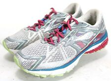 Brooks Ravenna 6 $90 Women's Running Shoes Size 9 Gray Pink