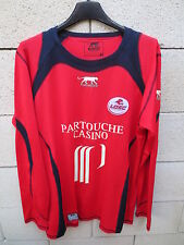 VINTAGE Maillot LILLE LOSC KIPSTA shirt AIRNESS manches longues 2007 rouge XXXL