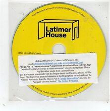 (GD883) Joe Cook, This Is Pop - 2013 DJ CD