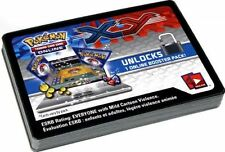 50x Pokemon XY BASE Code Cards for Pokemon TCG Online Booster Packs