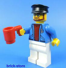LEGO City / 60119 Figurine (Nro. 15) Bateau / Navire Capitan / Port Maître