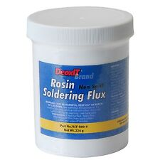 Caig RSF-R80-8 Deoxit Colofonia Soldadura para Fundir Tarro 226g 341-222