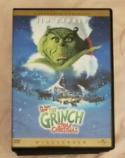 Dr. Seuss' How The Grinch Stole Christmas Dvd (Widescreen) Jim Carey