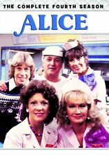 ALICE: COMPLETE FOURTH SEASON 4 -  Region Free DVD - Sealed