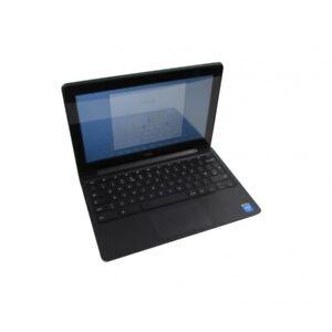 """Dell ChromeBook 11 11.6"""" Celeron 2955U 2GB DDR3 16GB SSD ChromeOS"""