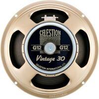"Celestion Vintage 30 60W, 12"" Guitar Speaker 8 Ohm LN"