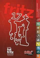 Fritz 17 PC chess program + Fat Fritz Engine + Databse + Digital Download