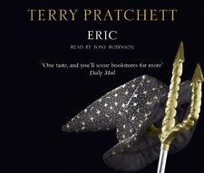ERIC by TERRY PRATCHETT AUDIO BOOK CD  - NEW & SEALED DISCWORLD