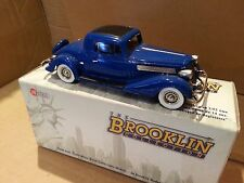 BROOKLIN  1934 BUICK 96-S COUPE   1:43