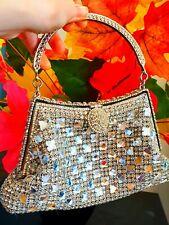 Crystal Purse Bling Handbag