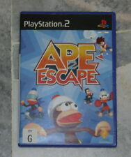 PS2 Ape Escape NUOVO COMPLETO PAL UK