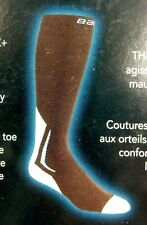 New Bauer Core Tall Skate Socks - Ice Hockey Socks Mens Size: S/P 2 - 4.5 Sr