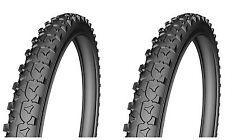 "2x Cubierta Rueda Neumatico para Bicicleta Mountain Bike MTB 26 "" x 1,90 3282"