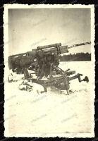 Foto-Russisches Flak-Geschütz-Russland-wehrmacht-2.WK