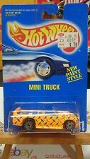 hot wheels Mini Truck Collector 231 (9974)
